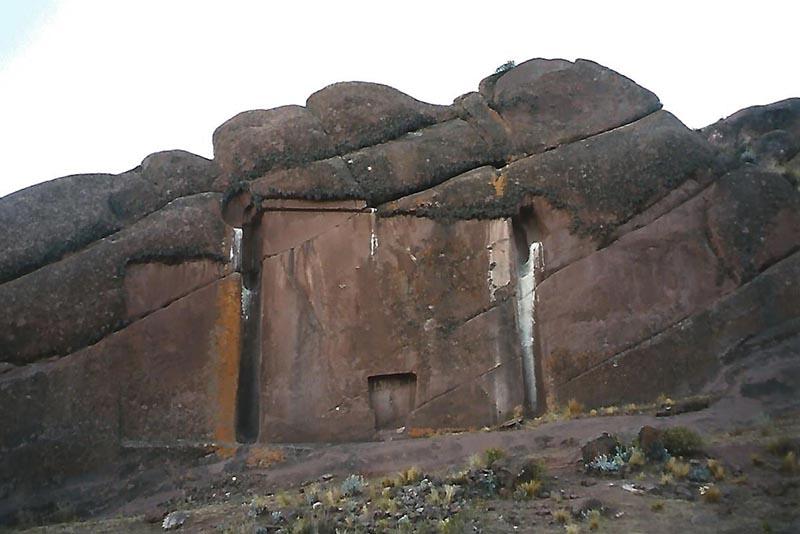 Aramu Muru's portal