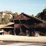 Grand Canyon Railroad Station