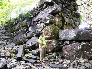 Lelu ruins Kosrae