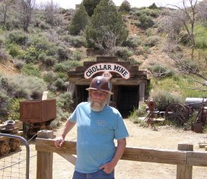 Virginia City Cholar Mine