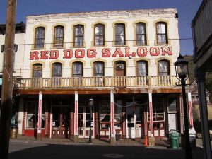 Virginia City Red Dog Saloon