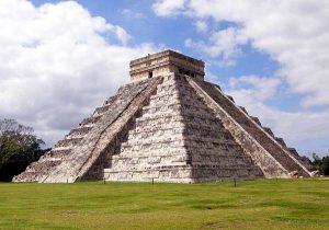 El Castillo pyramid Chichen Itza