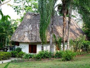 cottage at Chaa Creek Belize