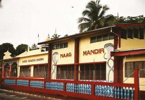 Naag Mandir temple Fiji