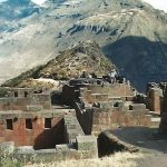 Pisac ancient temples