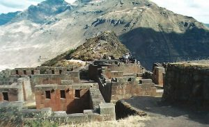 Pisac ancient citadel